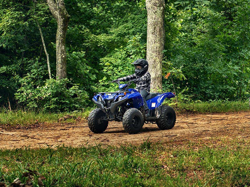 Yamaha Grizzly90 Gallery