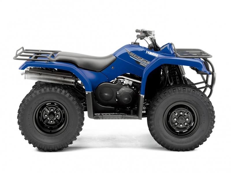 Yamaha Grizzly350 4wd Gallery