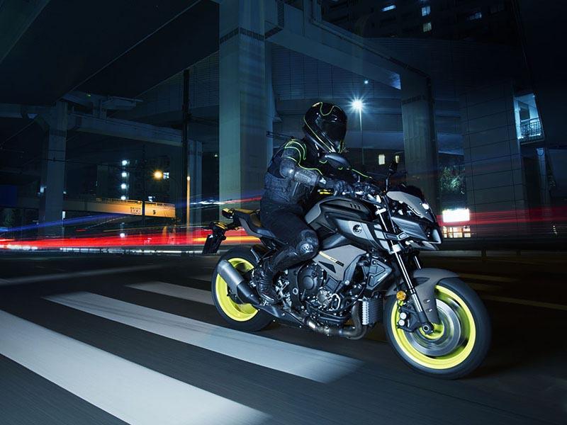 Yamaha MT-10 Gallery