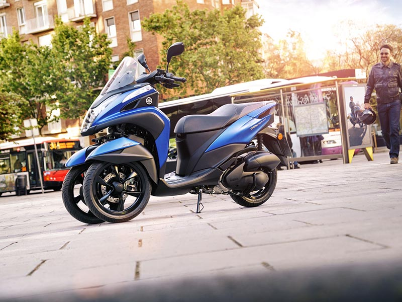 Yamaha Tricity 155 Gallery