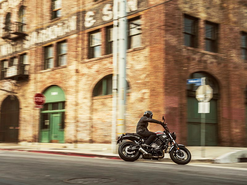Yamaha XSR700 Gallery